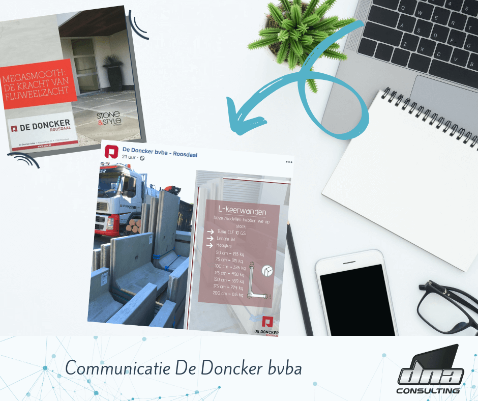 Marketingadvies De Doncker Roosdaal