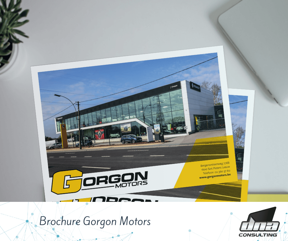 Brochure Gorgon Motors